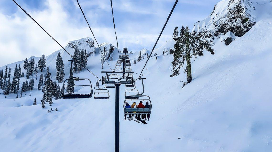 La station de ski préférée des Français