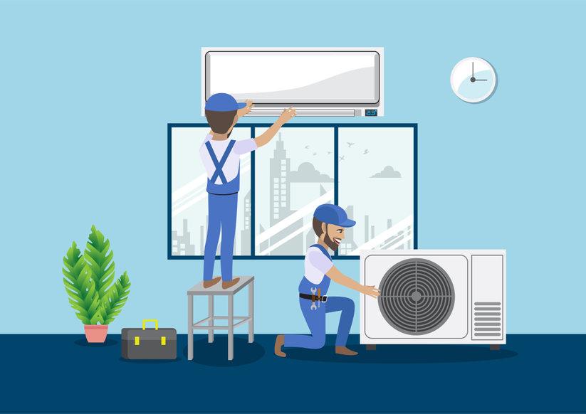 Maison: 3 signes qui indiquent que vous devez contacter un installateur de climatisation